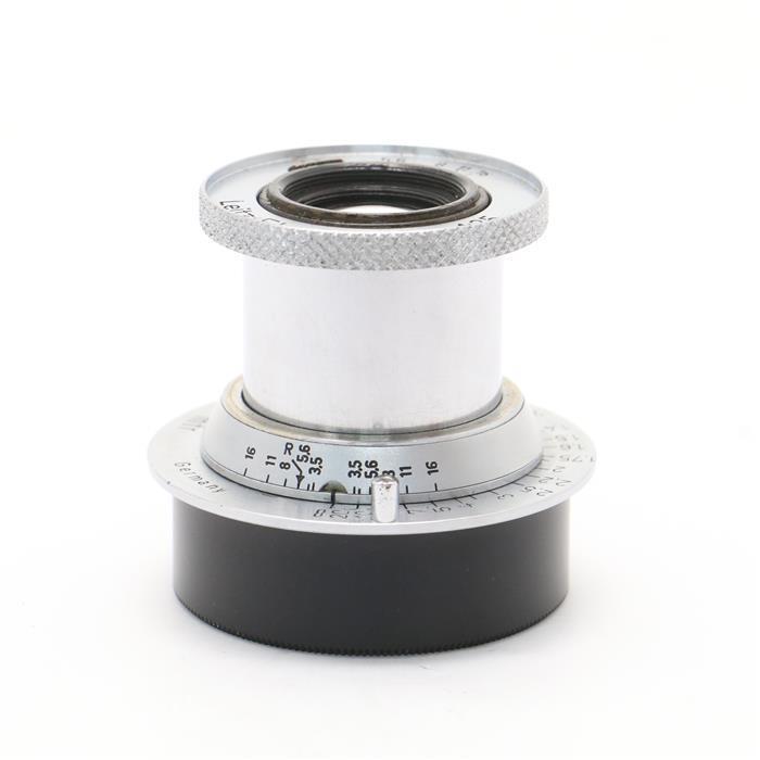 【あす楽】 【中古】 《難有品》 Leica エルマー L50mm F3.5 クローム (コーティングなし) [ Lens | 交換レンズ ]