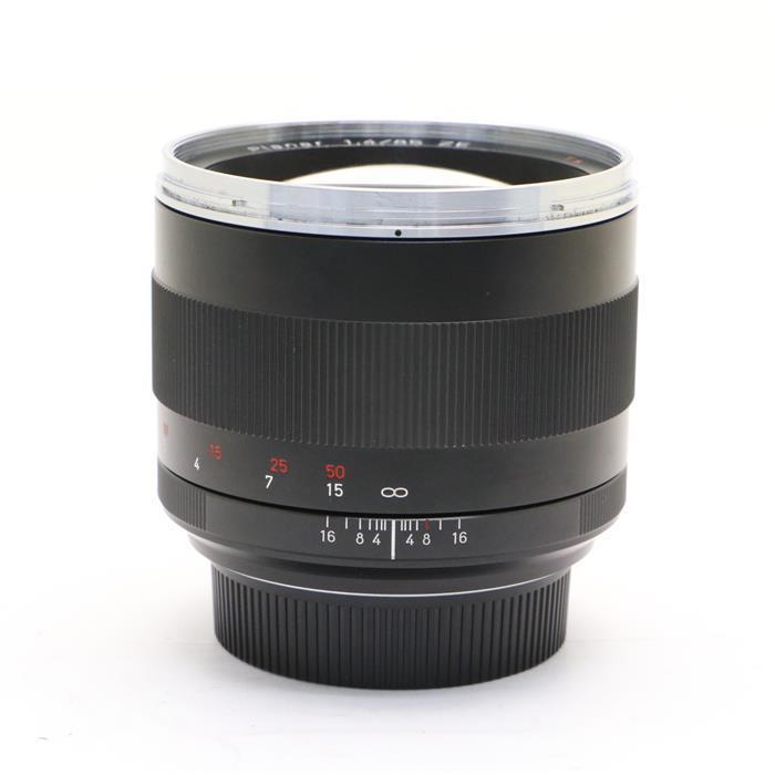 【あす楽】 【中古】 《良品》 Carl Zeiss Planar T* 85mm F1.4 ZE(キヤノンEF用) [ Lens | 交換レンズ ]