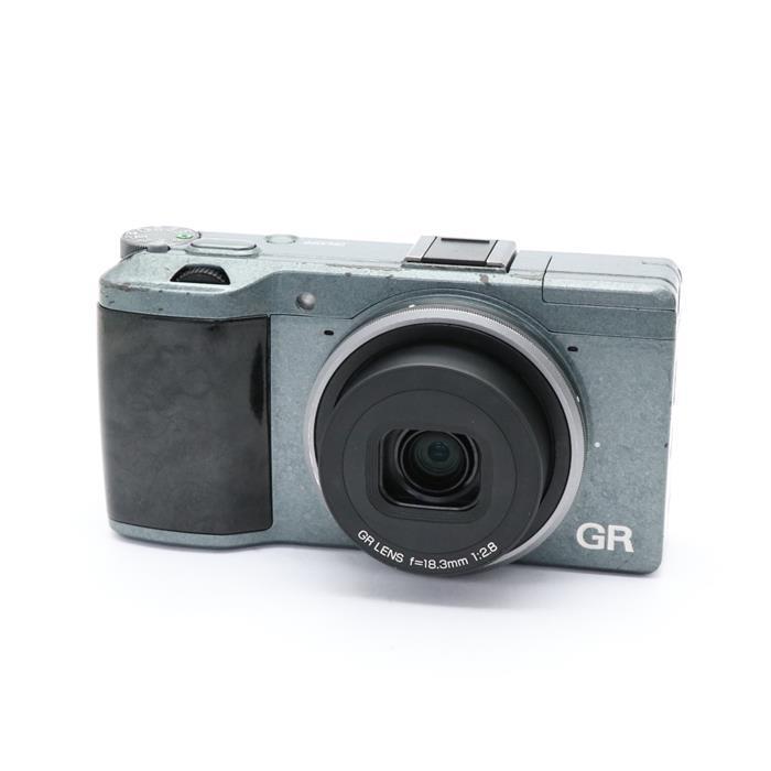 【あす楽】 【中古】 《並品》 RICOH GR Limited Edition(5000台限定生産) [ デジタルカメラ ]