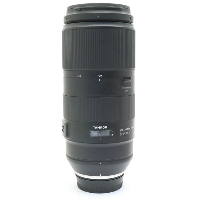 【あす楽】 【中古】 《並品》 TAMRON 100-400mm F4.5-6.3 Di VC USD A035N(ニコン用) [ Lens | 交換レンズ ]
