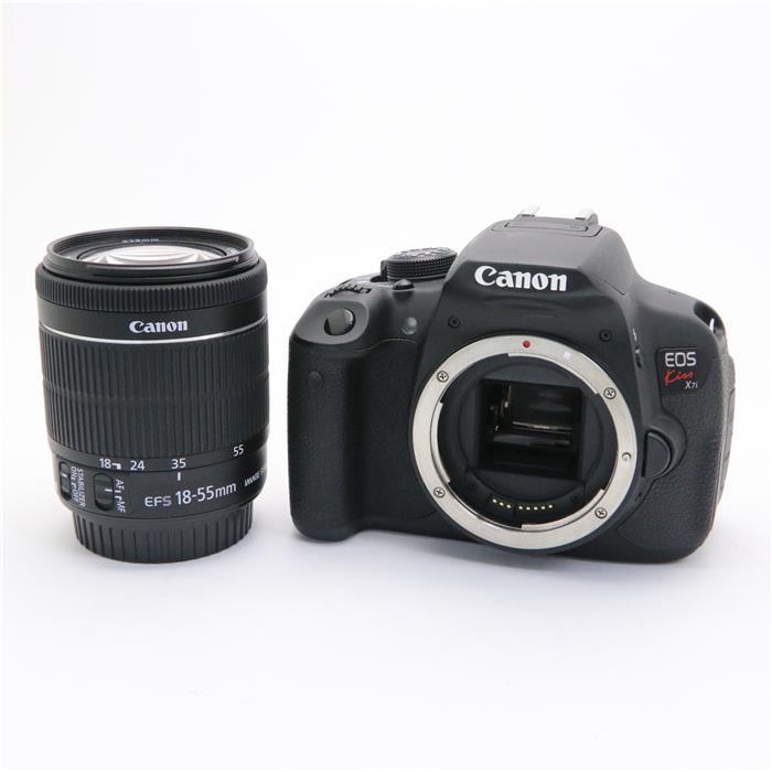 【あす楽】 【中古】 《良品》 Canon EOS Kiss X7i EF-S18-55 IS STM レンズキット [ デジタルカメラ ]