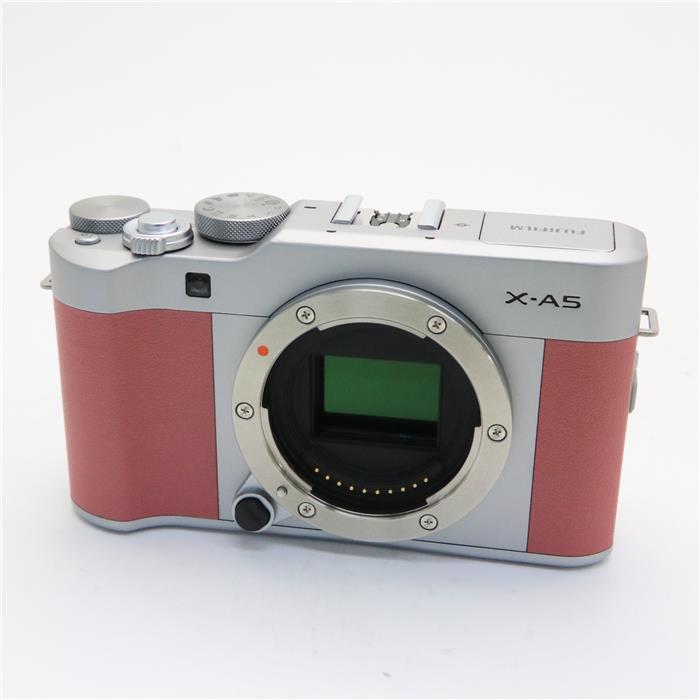 【あす楽】 【中古】 《新同品》 FUJIFILM X-A5 ボディ ピンク [ デジタルカメラ ]