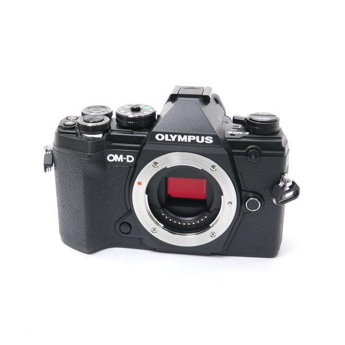 【あす楽】 【中古】 《美品》 OLYMPUS OM-D E-M5 Mark III ボディ ブラック [ デジタルカメラ ]