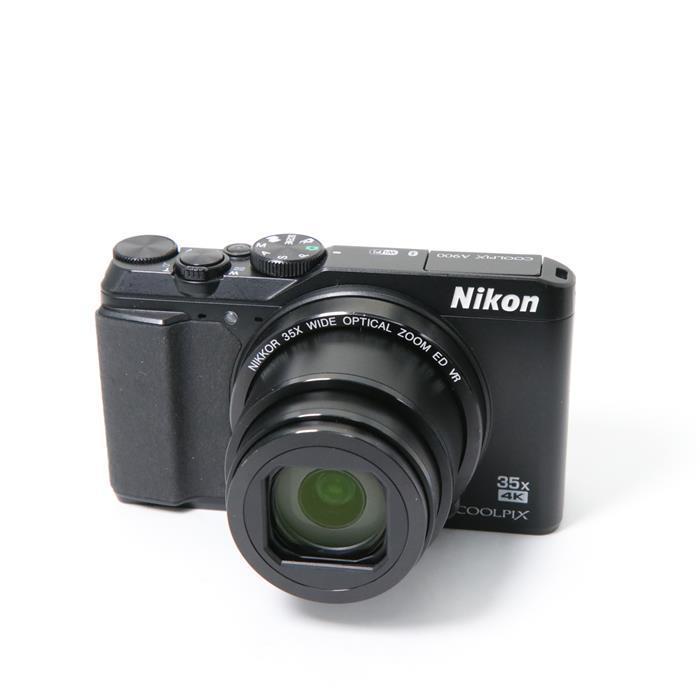 【あす楽】 【中古】 《並品》 Nikon COOLPIX A900 ブラック [ デジタルカメラ ]