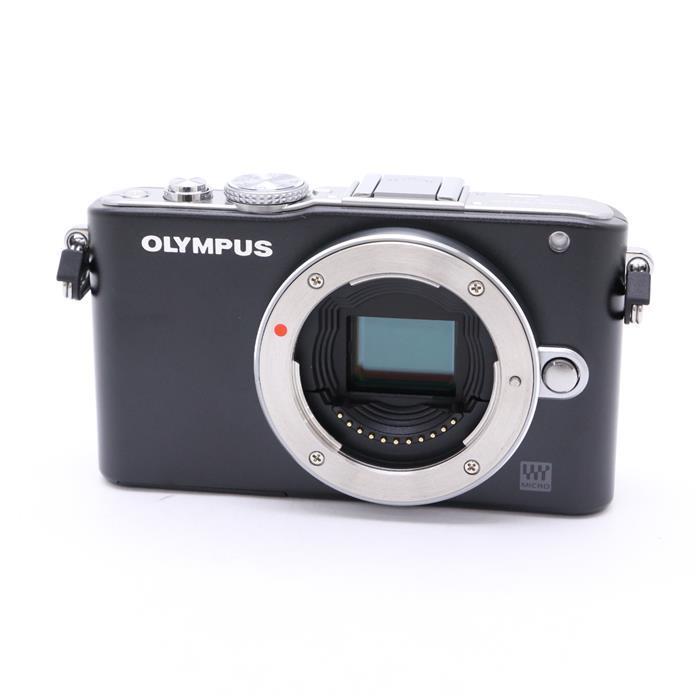 【あす楽】 【中古】 《美品》 OLYMPUS PEN Lite E-PL3ボディ ブラック [ デジタルカメラ ]