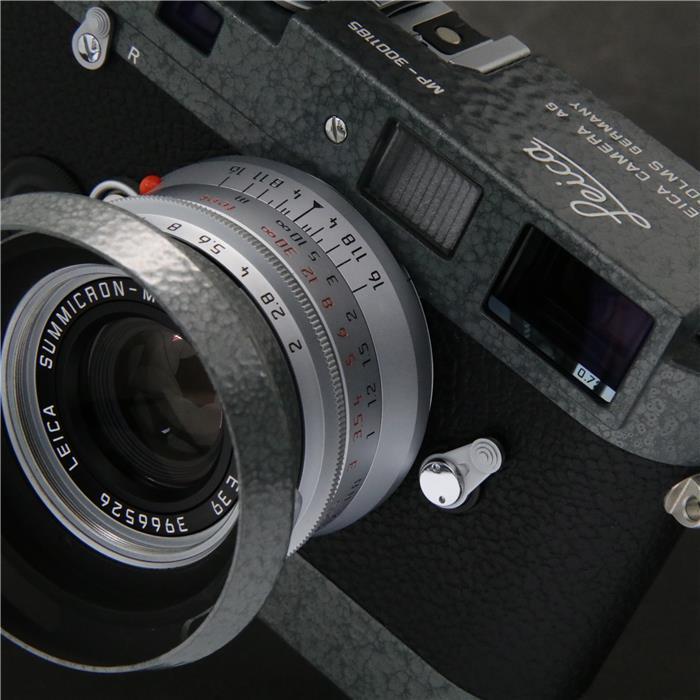 <title>代引き手数料無料 あす楽 中古 《美品》 Leica MP ハンマートーンLHSAセット ※ライカビットレンズセット 希少なライカ歴史協会創設35周年記念モデルが入荷しました お得クーポン発行中 点検証明書付きライカカメラジャパンにてシャッターオーバーホール 貼革部品交換 各部点検済</title>