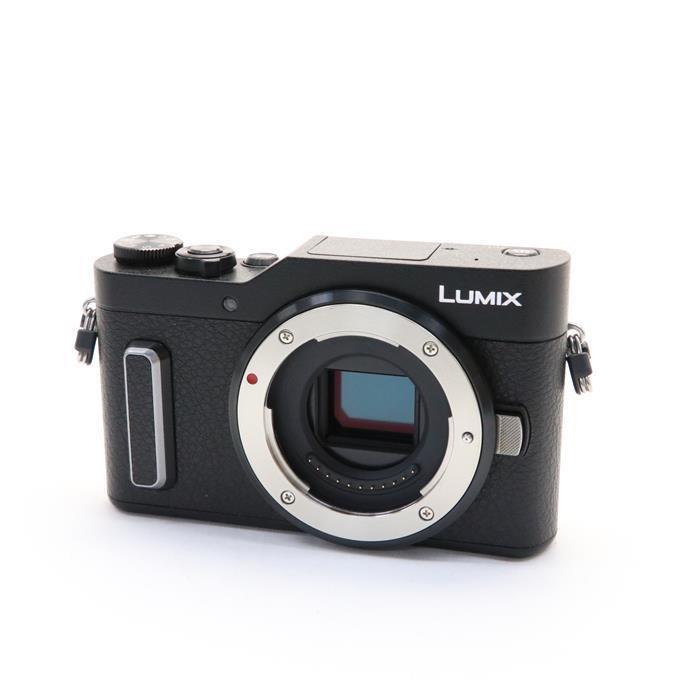 【あす楽】 【中古】 《美品》 Panasonic LUMIX DC-GF10 ボディ ブラック [ デジタルカメラ ]