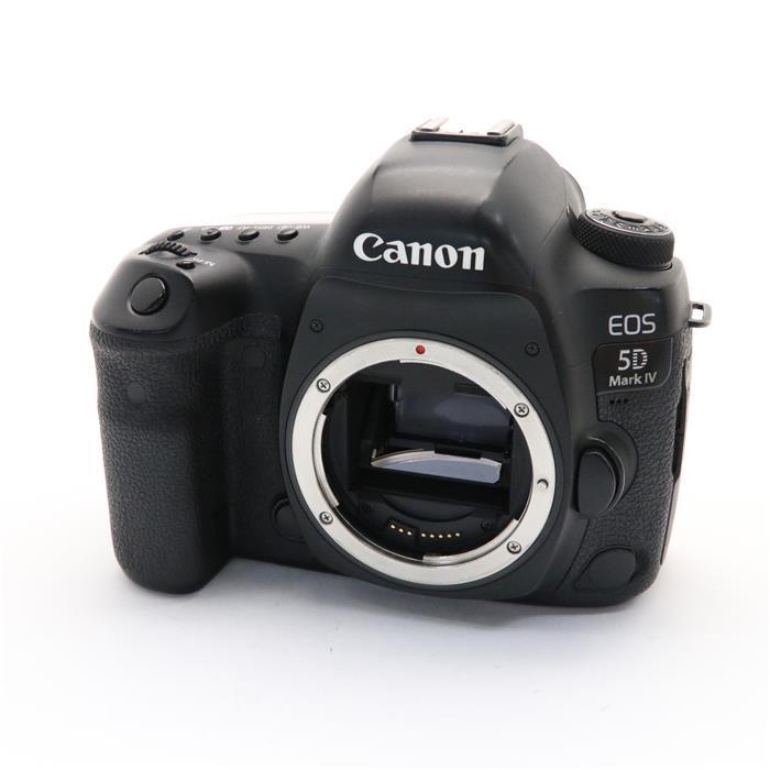 【あす楽】 【中古】 《並品》 Canon EOS 5D Mark IV ボディ [ デジタルカメラ ]