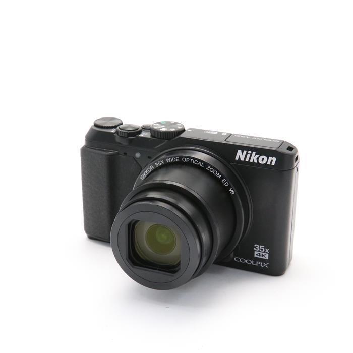 【あす楽】 【中古】 《良品》 Nikon COOLPIX A900 ブラック [ デジタルカメラ ]