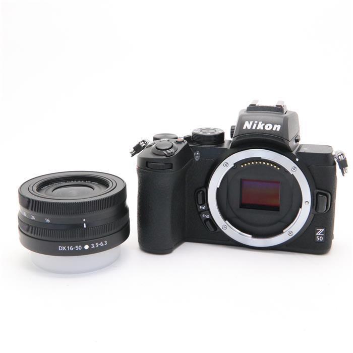 【あす楽】 【中古】 《良品》 Nikon Z50 16-50 VR レンズキット [ デジタルカメラ ]
