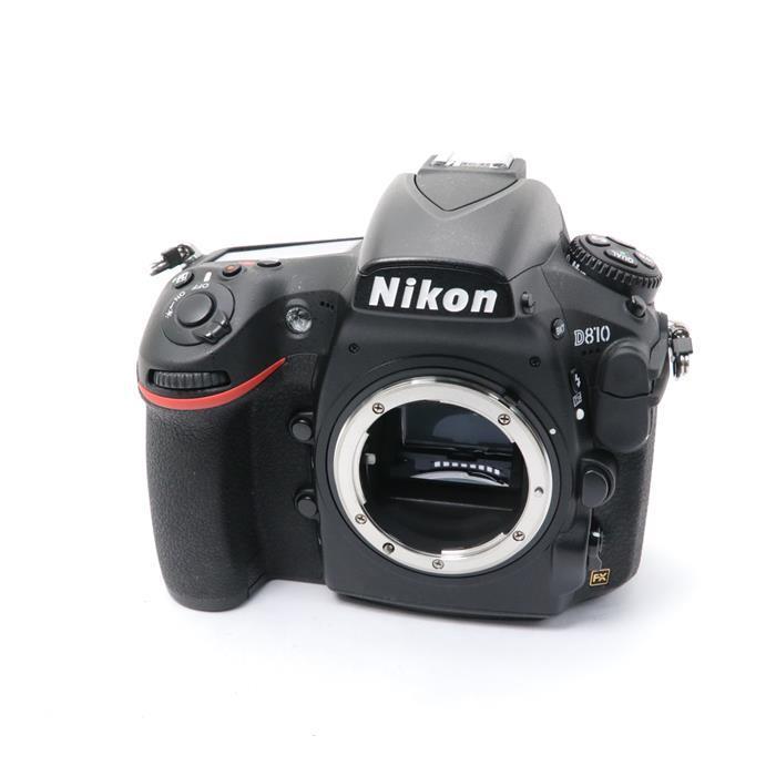 【あす楽】 【中古】 《良品》 Nikon D810 ボディ [ デジタルカメラ ]