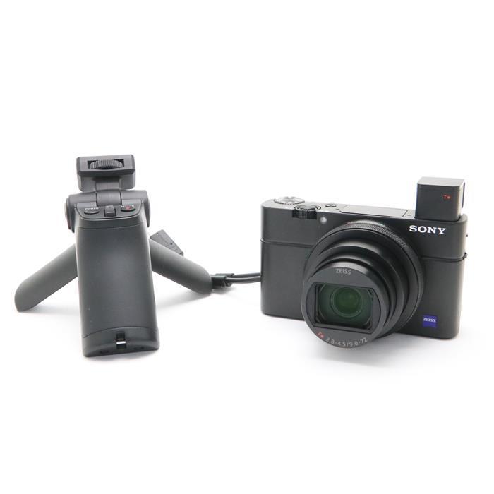 【あす楽】 【中古】 《良品》 SONY Cyber-shot DSC-RX100M7G シューティンググリップキット [ デジタルカメラ ]