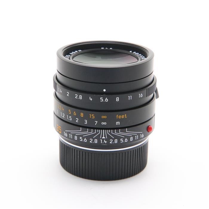 【誠実】 【 [】【 |】 《良品》 Leica ズミルックス M35mm F1.4 F1.4 ASPH. ブラック [ Lens | 交換レンズ ], RIKIZO -力蔵-:38326796 --- baecker-innung-westfalen-sued.de