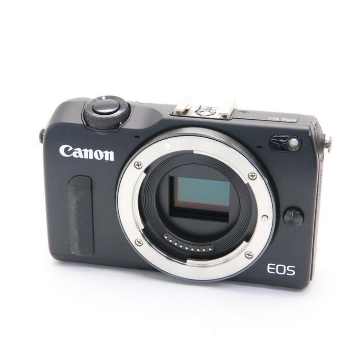 【あす楽】 【中古】 《並品》 Canon EOS M2 ボディ ブラック [ デジタルカメラ ]