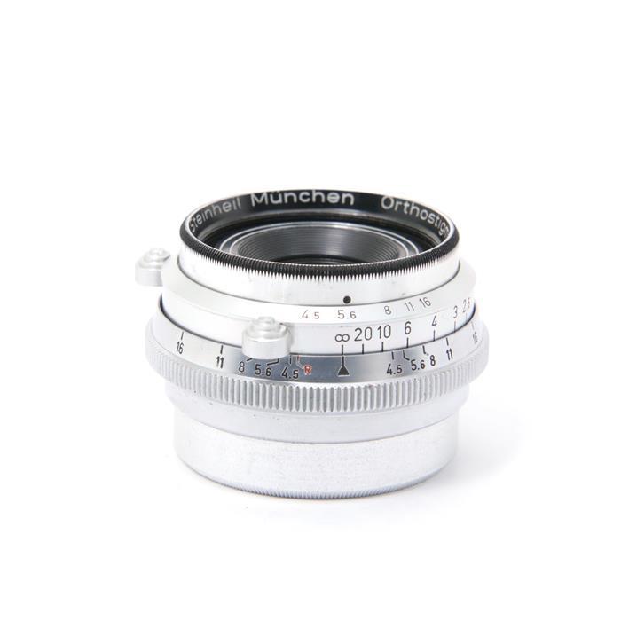 代引き手数料無料 あす楽 中古 《良品》 Steinheil オルソチグマット 本日の目玉 L 35mm F4.5 Lens 交換レンズ 新作製品、世界最高品質人気!