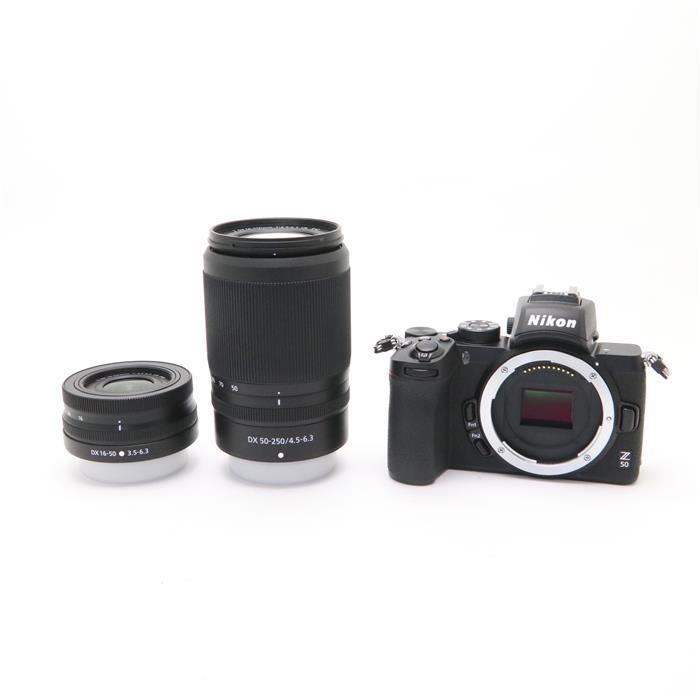 【あす楽】 【中古】 《良品》 Nikon Z50 ダブルズームキット [ デジタルカメラ ]