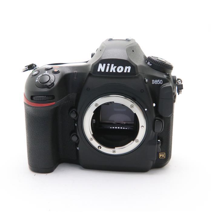 【あす楽】 【中古】 《並品》 Nikon D850 ボディ [ デジタルカメラ ]