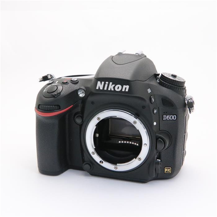 【あす楽】 【中古】 《美品》 Nikon D600 ボディ [ デジタルカメラ ]
