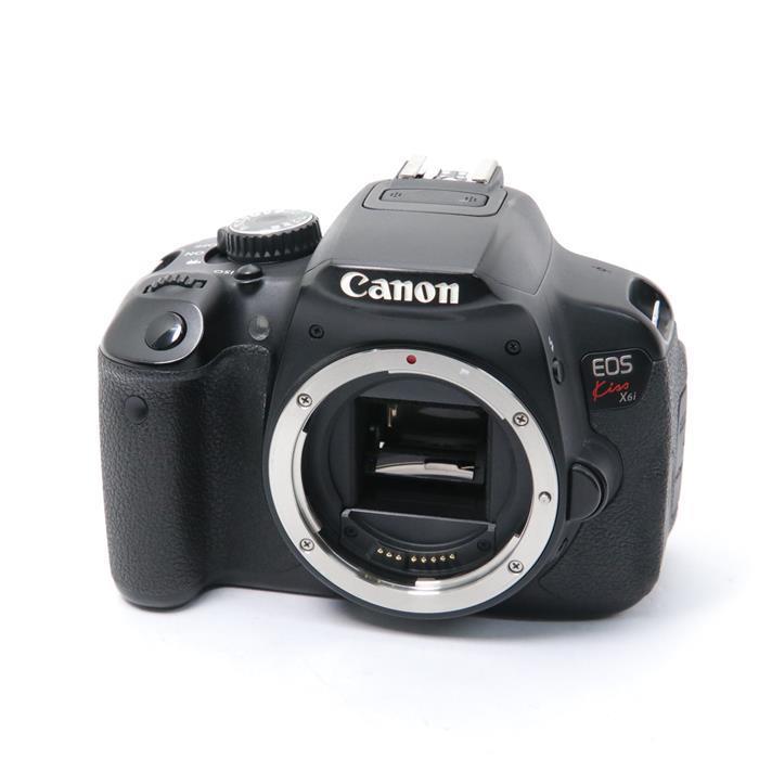 【あす楽】 【中古】 《並品》 Canon EOS Kiss X6i ボディ [ デジタルカメラ ]