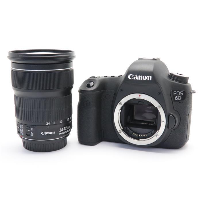 【代引き手数料無料!】 【あす楽】 【中古】 《美品》 Canon EOS 6D EF24-105 IS STM レンズキット [ デジタルカメラ ]