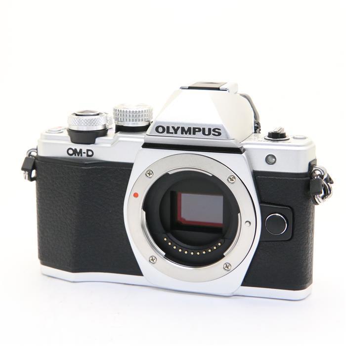 【あす楽】 【中古】 《美品》 OLYMPUS OM-D E-M10 Mark II ボディ シルバー [ デジタルカメラ ]