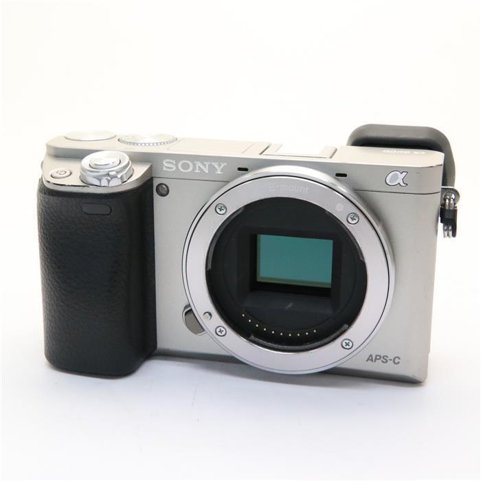 【あす楽】 【中古】 《並品》 SONY α6000ボディ ILCE-6000 シルバー [ デジタルカメラ ]