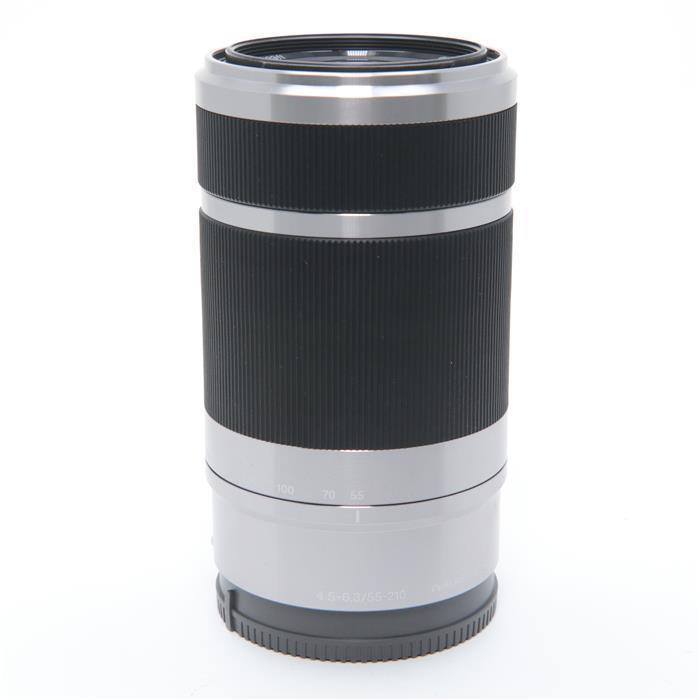 【あす楽】 【中古】 《美品》 SONY E 55-210mm F4.5-6.3 OSS SEL55210 シルバー [ Lens | 交換レンズ ]