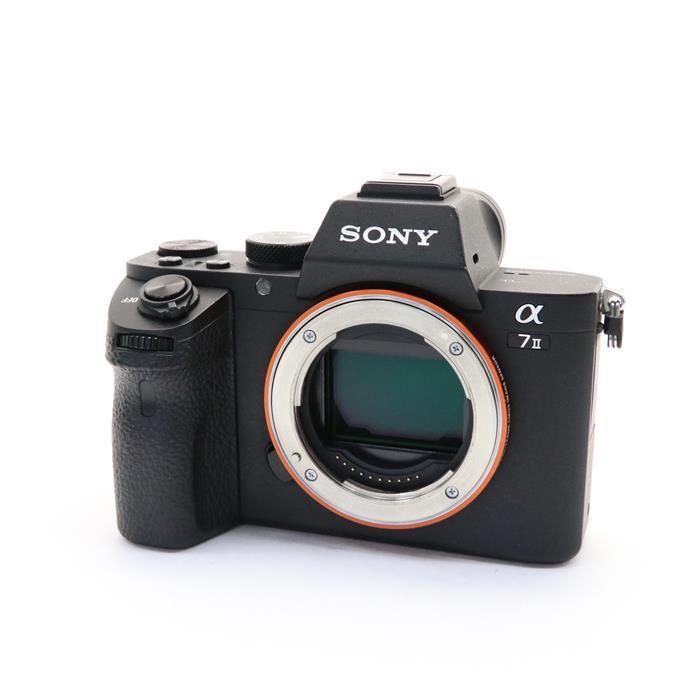 【あす楽】 【中古】 《並品》 SONY α7II ボディ ILCE-7M2 [ デジタルカメラ ]