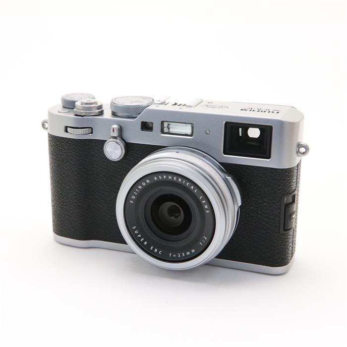 【あす楽】 【中古】 《美品》 FUJIFILM X100F シルバー [ デジタルカメラ ]