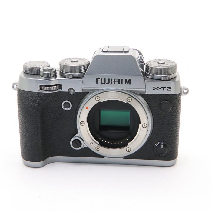 【あす楽】 【中古】 《美品》 FUJIFILM X-T2 Graphite Silver Edition [ デジタルカメラ ]