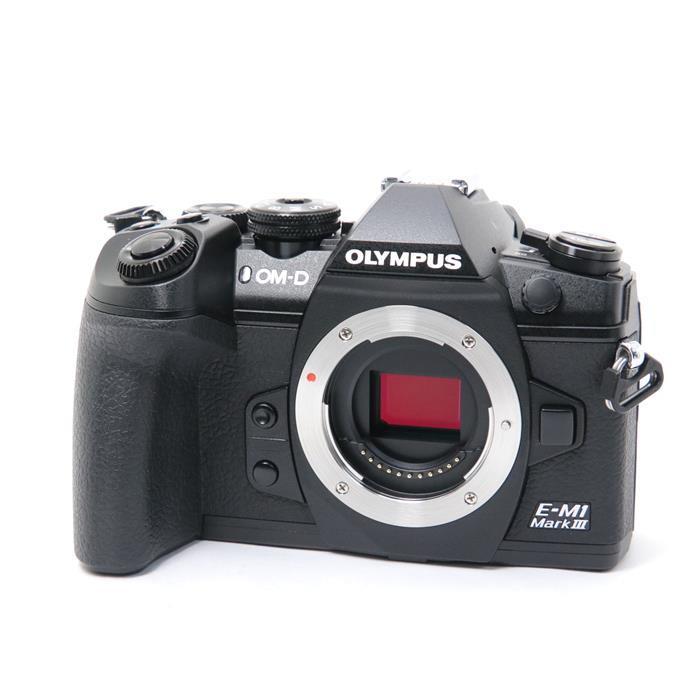 【あす楽】 【中古】 《美品》 OLYMPUS OM-D E-M1 Mark III ボディ [ デジタルカメラ ]