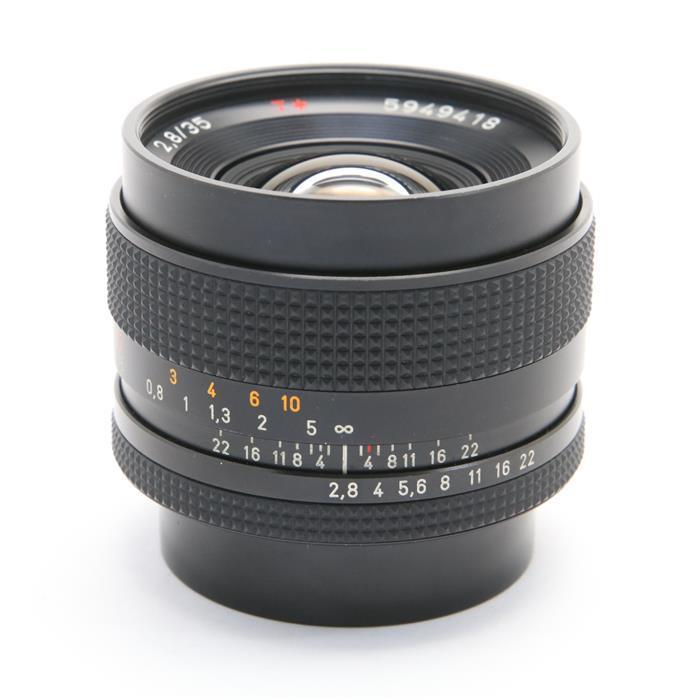 【あす楽】 【中古】 《良品》 CONTAX Distagon T*35mm F2.8 AE [ Lens | 交換レンズ ]