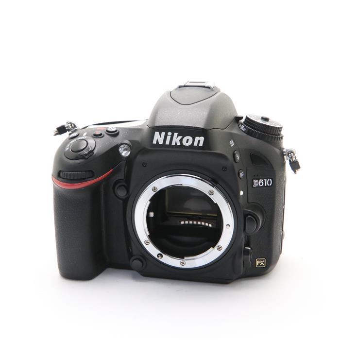 【あす楽】 【中古】 《並品》 Nikon D610 ボディ [ デジタルカメラ ]