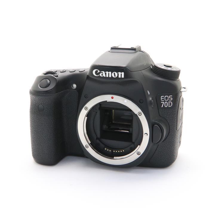 【あす楽】 【中古】 《並品》 Canon EOS 70D ボディ [ デジタルカメラ ]
