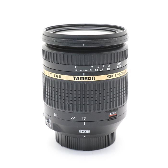 【あす楽】 【中古】 《良品》 TAMRON SP 17-50mm F2.8 XR DiII VC /Model B005NII (ニコン用) [ Lens | 交換レンズ ]
