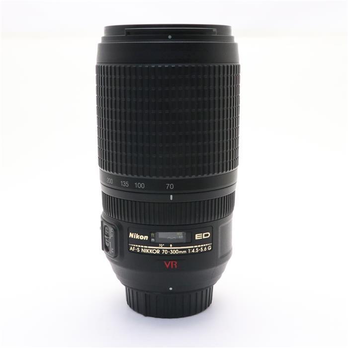 【あす楽】 【中古】 《並品》 Nikon AF-S VR Zoom-Nikkor 70-300mm F4.5-5.6G IF-ED [ Lens | 交換レンズ ]