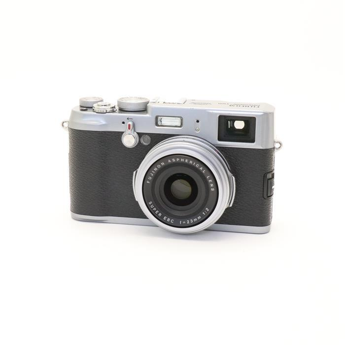 【あす楽】 【中古】 《難有品》 FUJIFILM FinePix X100 [ デジタルカメラ ]