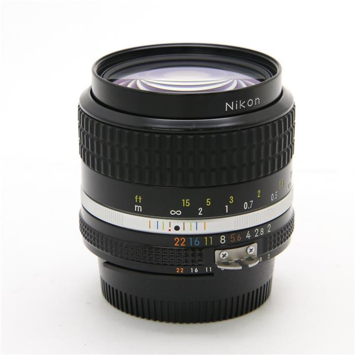 【あす楽】 【中古】 《並品》 Nikon Ai 35mm F2S [ Lens | 交換レンズ ]