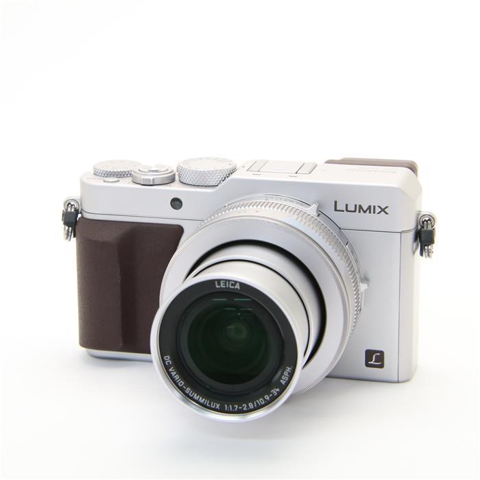 【あす楽】 【中古】 《美品》 Panasonic LUMIX DMC-LX100-S シルバー [ デジタルカメラ ]