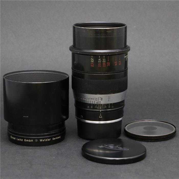 【あす楽】 【中古】 《並品》 Leica タンバール L90mm F2.2 専用フィルター付 [ Lens | 交換レンズ ]