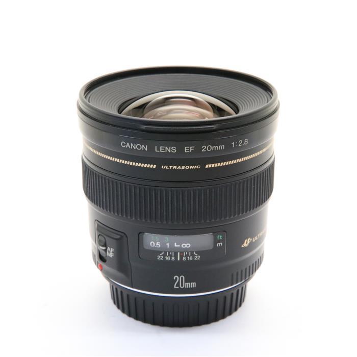 【あす楽】 【中古】 《良品》 Canon EF20mm F2.8 USM [ Lens | 交換レンズ ]