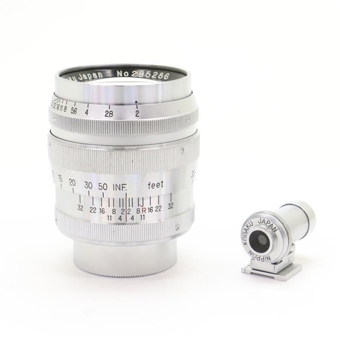 【あす楽】 【中古】 《良品》 Nikon NIKKOR-P.C (L) 85mm F2 シルバー [ Lens | 交換レンズ ]
