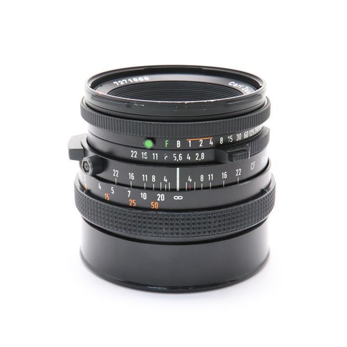 【あす楽】 【中古】 《並品》 HASSELBLAD CF 80mm F2.8 【シャッター作動調整/各部点検済】 [ Lens | 交換レンズ ]