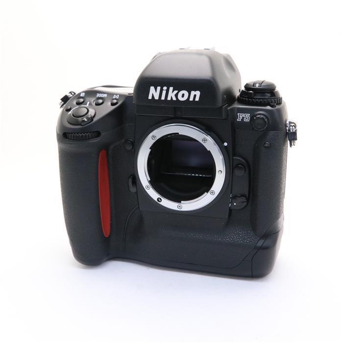【あす楽】 【中古】 《並品》 Nikon F5 【ファインダー内クリーニング/各部点検済】