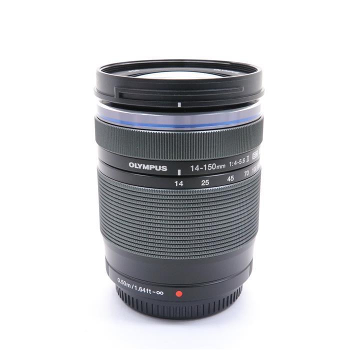 【あす楽】 【中古】 《美品》 OLYMPUS M.ZUIKO DIGITAL ED14-150mm F4.0-5.6 II ブラック (マイクロフォーサーズ) [ Lens | 交換レンズ ]