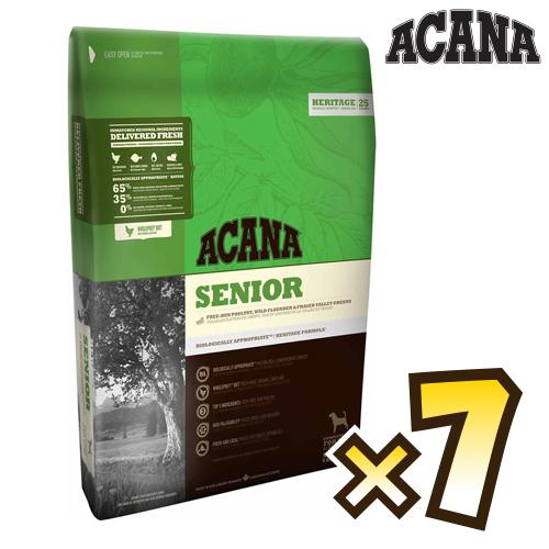 [正規品]【送料無料】 【お得なケース売り】 アカナ (ACANA) シニアドッグ (2kg×7袋)