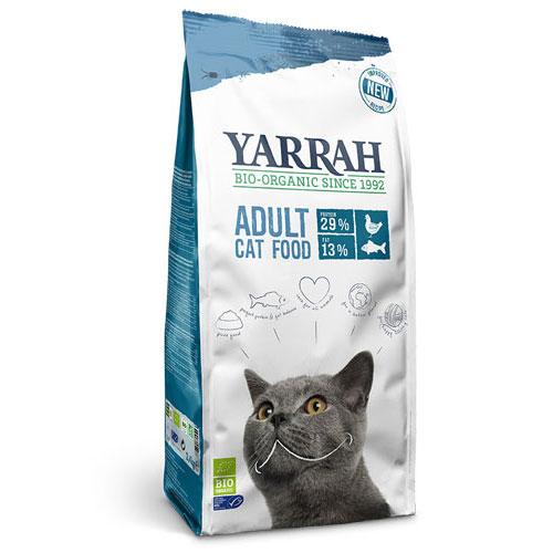 ヤラー YARRAH キャットフードフィッシュ 2.4kg