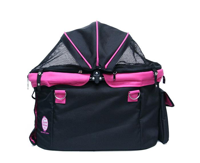 ディア・スイートハートカート バッグ 単品 ブラック/ピンク