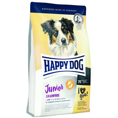 ハッピードッグ (HAPPY DOG) スプリーム・ヤング ジュニア グレインフリー 10kg