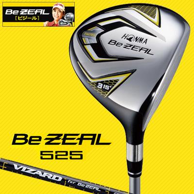 本間ゴルフ Be ZEAL ビジール ビジール 525 フェアウェイウッド VIZARD VIZARD ZEAL 日本正規品 [ホンマ], ANCH CRASH(アンククラッシュ):1ed5f8b7 --- jpworks.be